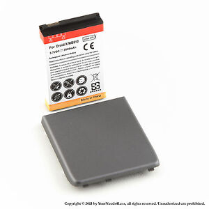 NEW 3800mAh extended battery Motorola Droid X MB810; X2 MB870 + Back Cover