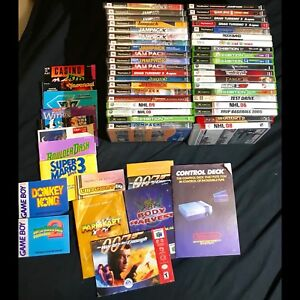 Large misc game lot for cheap