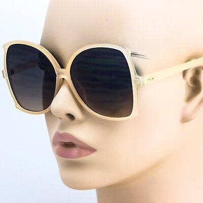 Oversize Butterfly Frame Sunglasses Bugeye Celebrity Gradient Lens Summer Shades](Bug Eye Sunglasses)