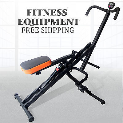 Full Body Exercise Fitness Abdominal Cardio Workout Shaper Home Gym  Equipment