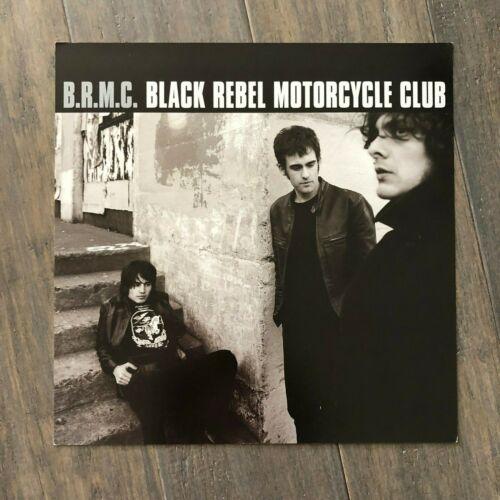 BRMC Promo Poster Flat - Black Rebel Motorcycle Club - Promotional 12x12