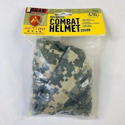 Brigade Advanced Combat Helmet Cover L/XL