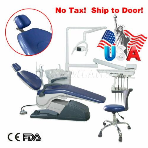 USA Dental Unit Chair TJ2688 4Hole Computer Controlled dentist chairs OEM-Dental