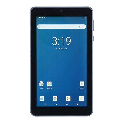 "ONN 7"" Android Tablet, 16GB Storage, 1GB RAM, 1.3GHz Quad-Core Processor NIB"