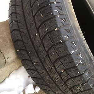 Michelin Latitude x-ice 265/70/17
