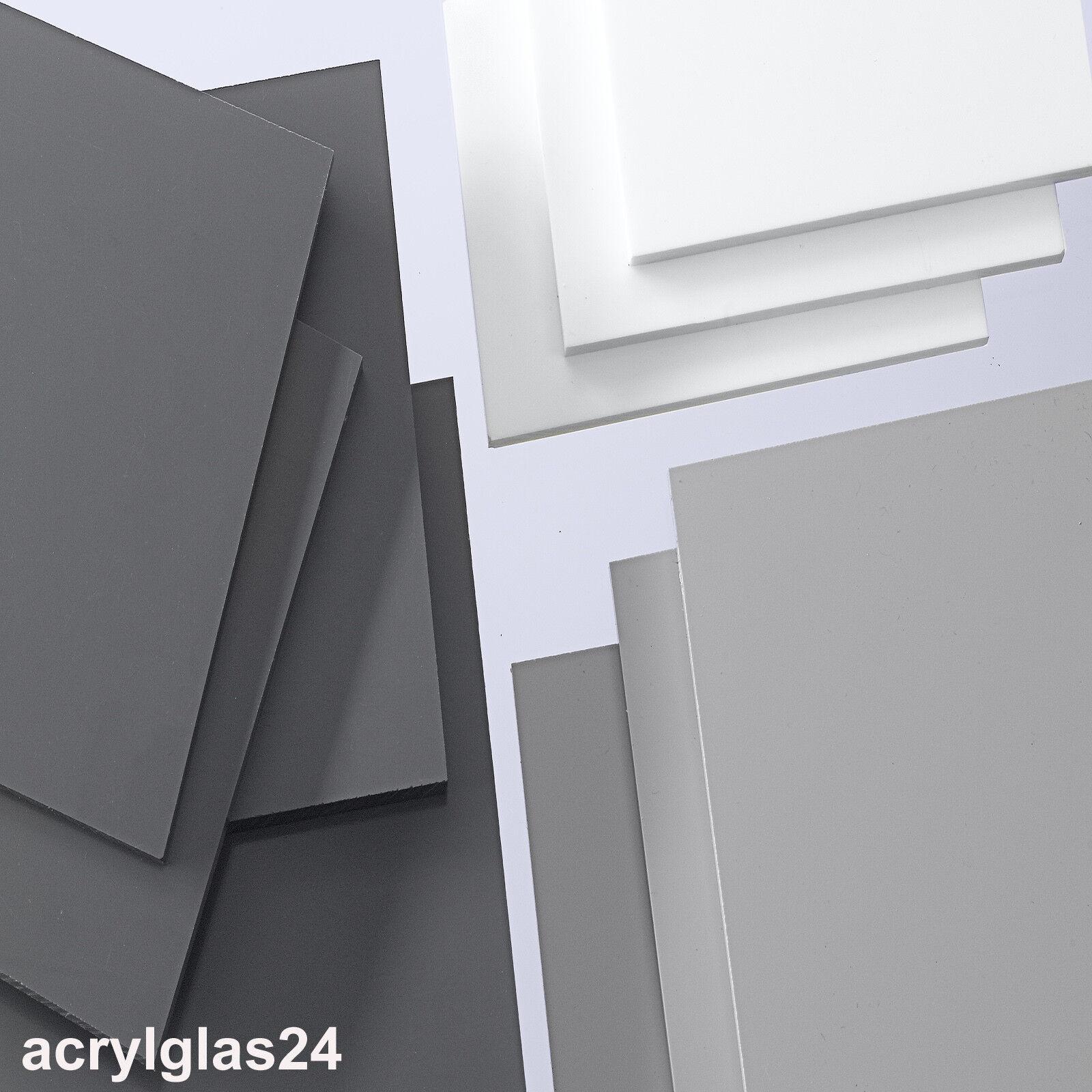 PVC HART PLATTE 2-25mm (22,50 - 225,--€/m²) SIMONA ® RÖCHLING ® TROVIDUR ®MARKEN