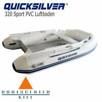 Quicksilver 320 Air Deck PVC Luftboden Schlauchboot Kiel - Hassee-Vieburg Vorschau
