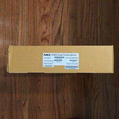 New Nec Dt800 Series Itz-24d-3 Stock 660004 Black