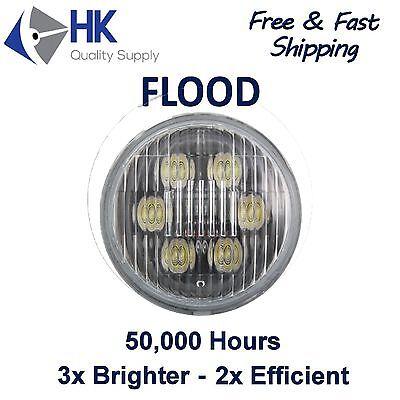Par36 Round Led Flood Bulb For Truck Tractor Work Light Replacement Par 36 4411