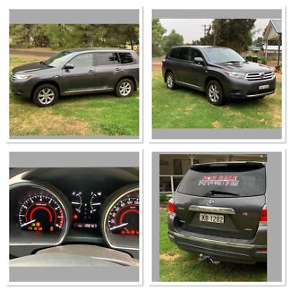 Toyota Kluger San Isidore Wagga Wagga City Preview