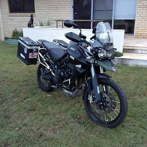 Triumph Tiger 800XC ABS with all the fruit West Woombye Maroochydore Area Preview