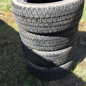 Tires  265/65/17