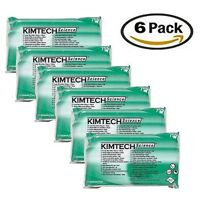 Kimtech Wipers - Kimberly-Clark Kimtech Science Disposable Delicate Task Wipers