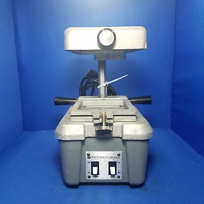 Patterson Dental Vacuum Forming Unit