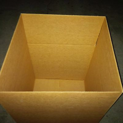 10 Heavy Duty Moving Boxes Nxt Day Ca Dlvry 20x20x20 Ship Storage Trboxtapes