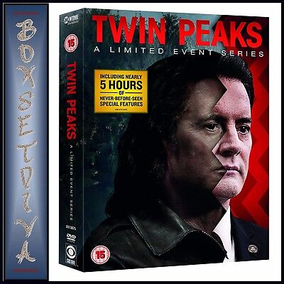 Twin Peaks   A Limited Event Series     Brand New Dvd
