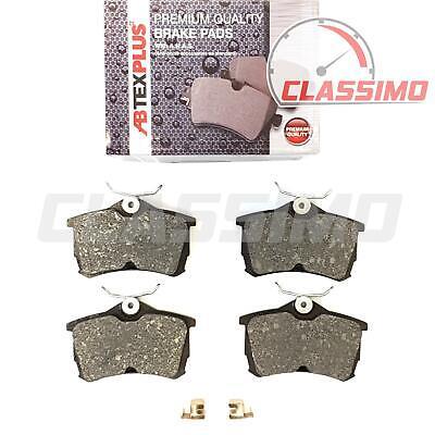 Rear Brake Pads for HONDA ACCORD Mk 6 & 7 - Saloon & Estate models - 1997-2008
