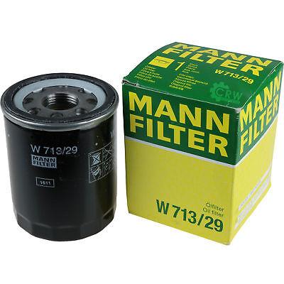 C. 1485 Oil (Original MANN-FILTER Ölfilter Oelfilter W 713/29 Oil Filter)