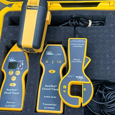 Ideal 61-958 Suretrace Suretest Open Closed Circuit Tester
