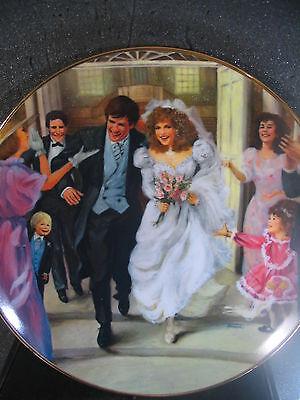 1985   Portraits of American Brides #7 SARAH  Box & Cert 9 1/4