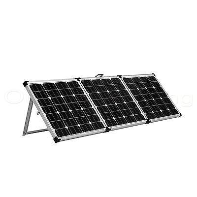 MAXRAY 12V 180W Folding Solar Panel Kit