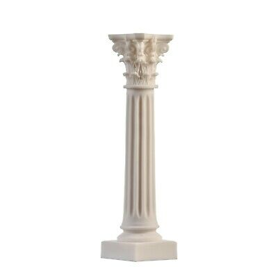Greek Column Decorations (Corinthian Order Ancient Greek Column Decoration Architecture Alabaster)