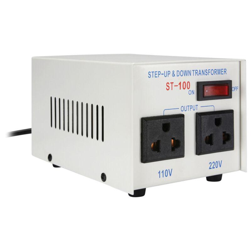 110/220 VAC 100W Converter