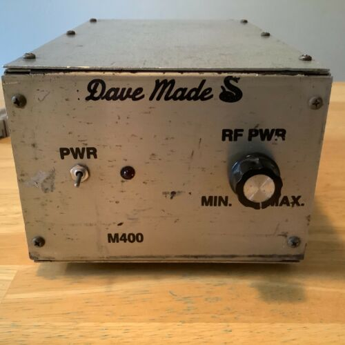 Dave Made - M400 LINEAR AMPLIFIER - AM ONLY (500 Watts PEP)