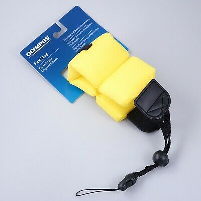 Olympus Float Strap for Underwater Cameras, Yellow #QF7