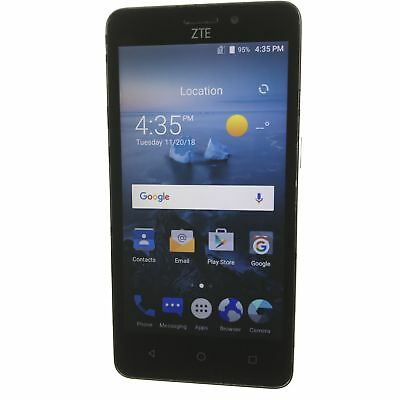 ZTE Maven 2 Z831 (AT&T) Android Smartphone (M-Z831)