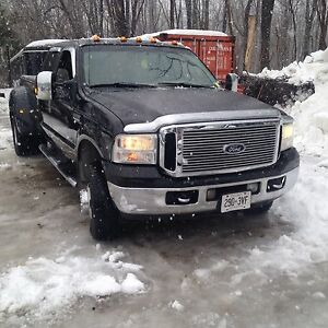 2007 Ford F-350 4x4 diesel certified & e-tested