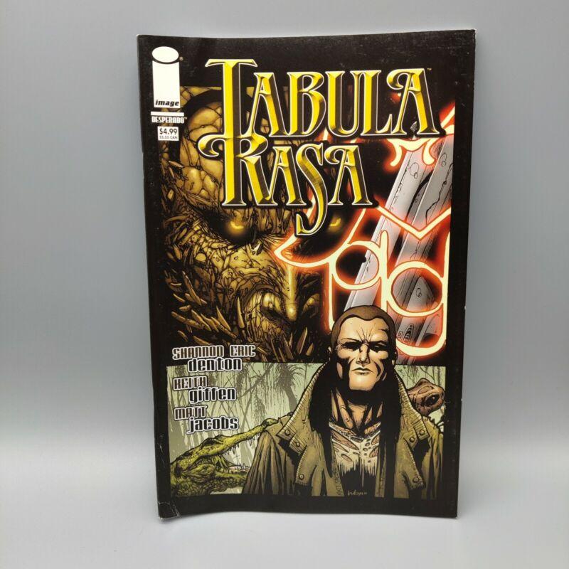 Tabula Rasa #1 Image Comics 2006 by Keith Griffin & Shannon Eric Denton Comic