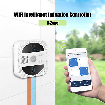 Automatic Irrigation Controller Water Timer Digital Wifi Garden Watering System