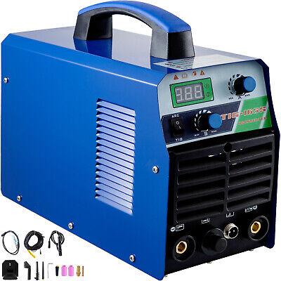 Tig-165s 160 Amp Tig Torch Stick Arc Dc Inverter Welder 110230v Dual Voltage