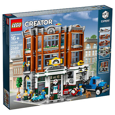 LEGO® Creator Expert 10264 I Corners Garage I Eckgarage NEU OVP NEUHEIT!!!