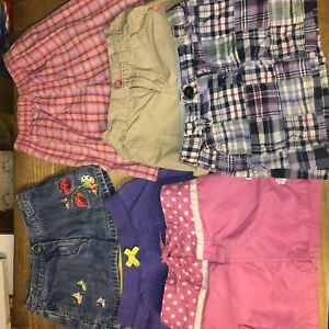Girls 5T summer clothing lot
