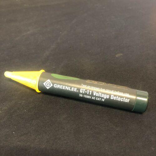 Greenlee GT-11 50-1000V Voltage Detector