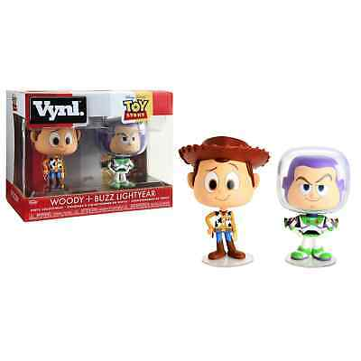 Funko VYNL - Toy Story - Woody and Buzz Figure