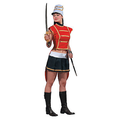 Adult Sexy Toy Soldier Costume by Dress Up America