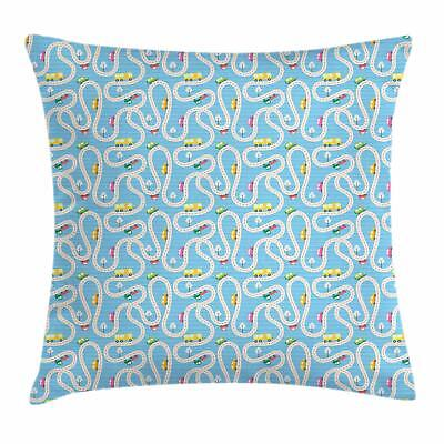 Kids Activity Throw Pillow Cases Cushion Covers Ambesonne Ho