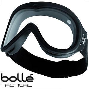 Masque-de-protection-Bolle-Tactical-CHRONOSOFT-pompier-feu-desert-safety-goggles