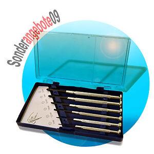 feinmechaniker uhrmacher werkzeug box set 6 teilig werkzeugsatz schraubendreher ebay. Black Bedroom Furniture Sets. Home Design Ideas
