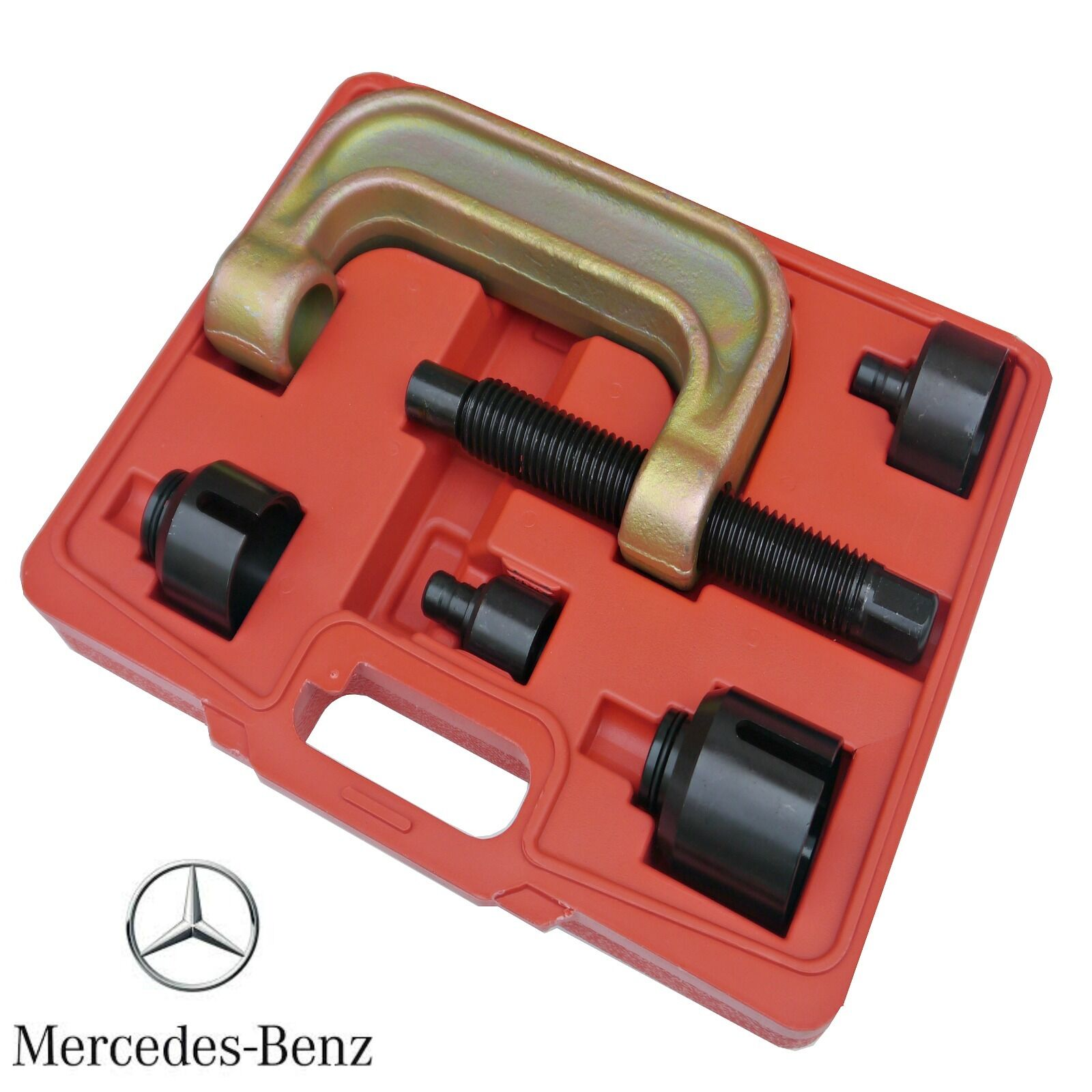 Mercedes ball joint kit remover extractor press tool kit for Mercedes benz special tools