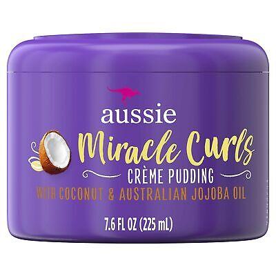 P&G-Aussie Creme Pudding Miracle Curls Ounce Jar, 7.6 Fl Oz