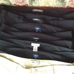 Plus size 18-20 black pants like new $5 each