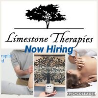 Massage Therapist or Physiotherapist needed