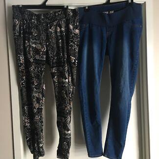 Size 12 Maternity Pants & Jeans