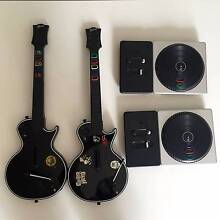 Xbox 360 Acessories: Headset / Microphones / Guitars / Turntables Newstead Brisbane North East Preview