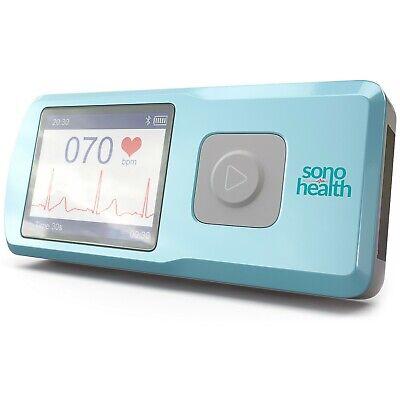 Ekgraph Portable Ecg Heart Rate Monitor Sonohealth - Kardia Mobile Alternative