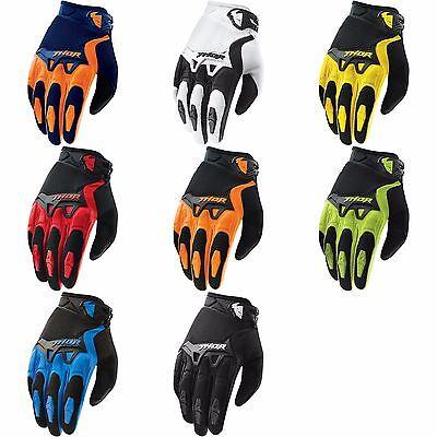 NEW THOR  MX Mens Spectrum Gloves Motocross ATV UTV Dirt Bike ALL SIZES  COLORS